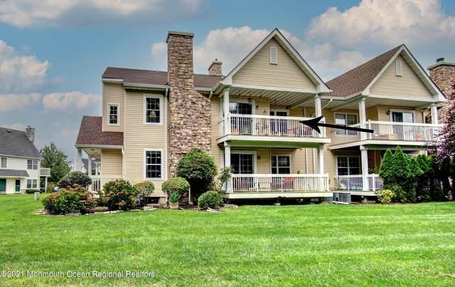 116 Des Moines Court, Tinton Falls, NJ 07712 (MLS #22132903) :: The Sikora Group