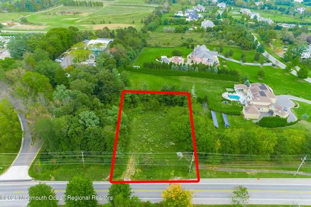 947 Holmdel Road, Holmdel, NJ 07733 (MLS #22133360) :: The Dekanski Home Selling Team