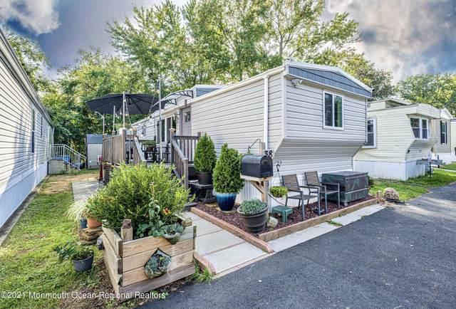 778 State Route 36 #38 (38 Sams Tr, Hazlet, NJ 07730 (MLS #22133453) :: The Dekanski Home Selling Team
