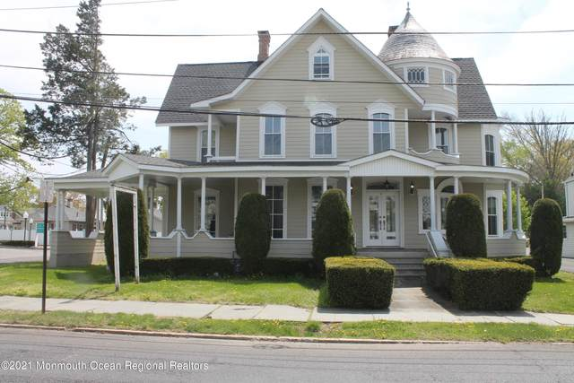 64 E Main Street, Freehold, NJ 07728 (MLS #22133748) :: The MEEHAN Group of RE/MAX New Beginnings Realty