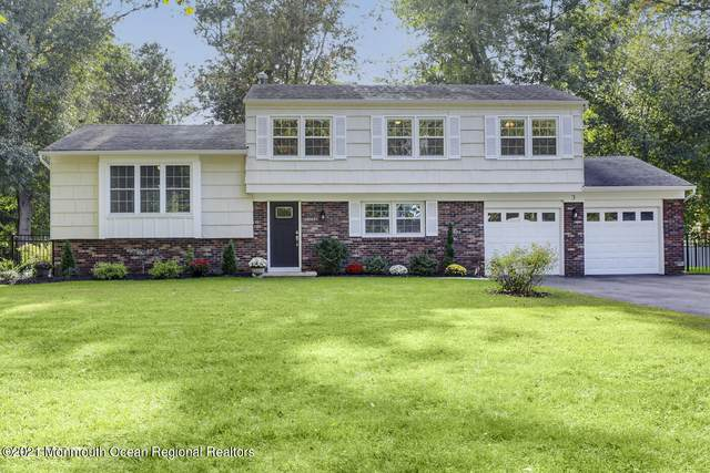 3 Camelot Court, Manalapan, NJ 07726 (#22133815) :: Rowack Real Estate Team