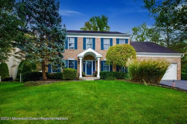 72 Vardon Way, Farmingdale, NJ 07727 (MLS #22133823) :: Corcoran Baer & McIntosh