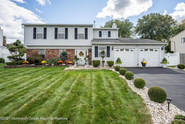 36 Kiwi, Howell, NJ 07731 (#22133871) :: Rowack Real Estate Team