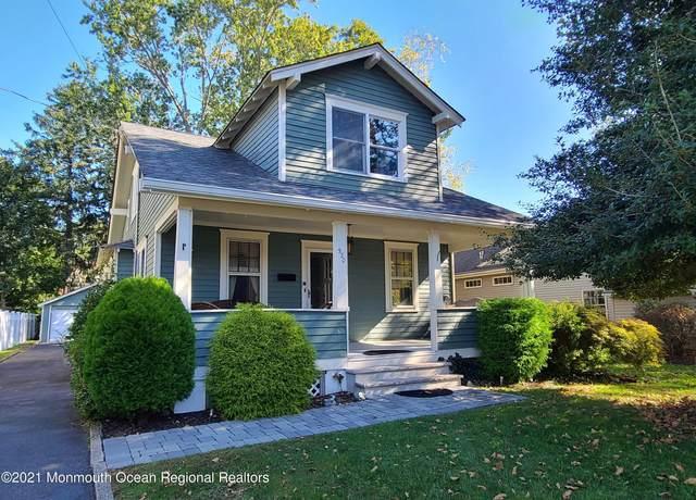 520 Woodland Avenue, Brielle, NJ 08730 (MLS #22134072) :: PORTERPLUS REALTY