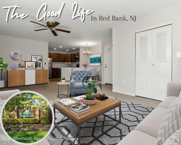 112 Arrowwood Court #99, Red Bank, NJ 07701 (#22134090) :: Daunno Realty Services, LLC