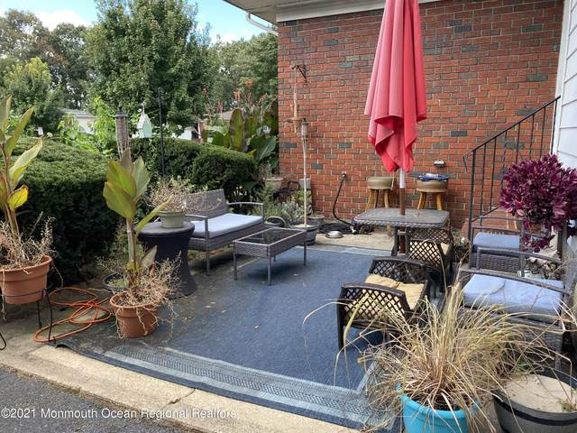 519D Laurel Brook Drive D, Brick, NJ 08724 (#22134226) :: Daunno Realty Services, LLC
