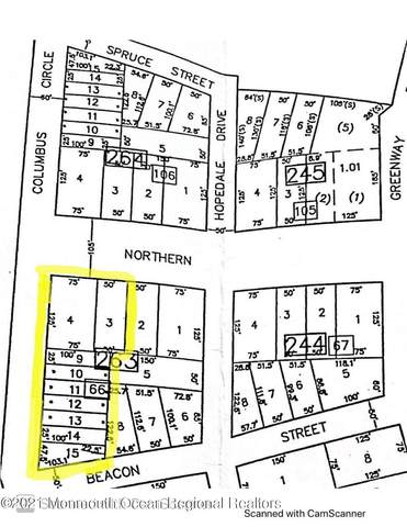 0 Northern Boulevard, Bayville, NJ 08721 (MLS #22134270) :: William Hagan Group