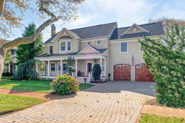115 Mercer Avenue, Spring Lake, NJ 07762 (MLS #22134522) :: Provident Legacy Real Estate Services, LLC
