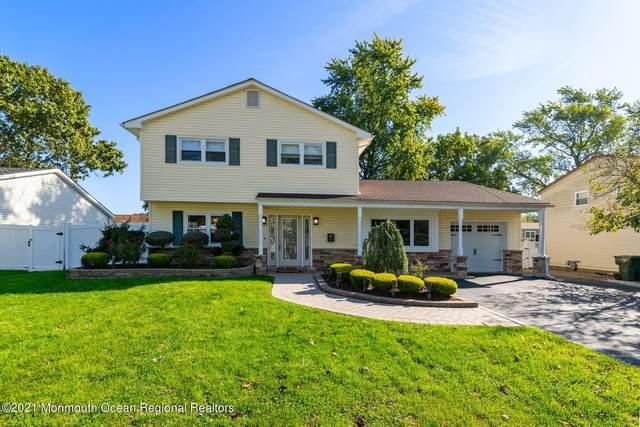 21 Kerry Drive, Hazlet, NJ 07730 (MLS #22134534) :: The Dekanski Home Selling Team