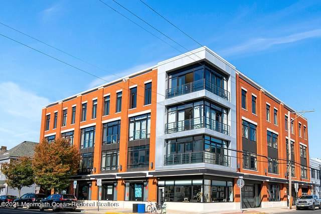 707 Bangs Avenue #301, Asbury Park, NJ 07712 (MLS #22134590) :: The MEEHAN Group of RE/MAX New Beginnings Realty