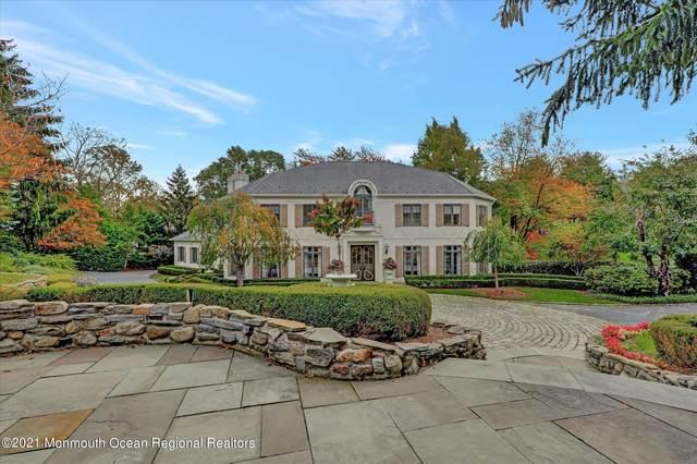 5 Fawn Path, Holmdel, NJ 07733 (MLS #22134761) :: The Dekanski Home Selling Team
