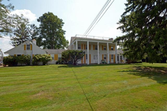 148 County Road 537, Colts Neck, NJ 07722 (MLS #21333507) :: The Dekanski Home Selling Team
