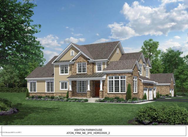 2 Langton Drive, Holmdel, NJ 07733 (MLS #21641847) :: The Dekanski Home Selling Team