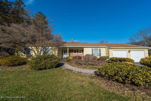 25 Edwards Drive, Freehold, NJ 07728 (MLS #21700635) :: The Dekanski Home Selling Team
