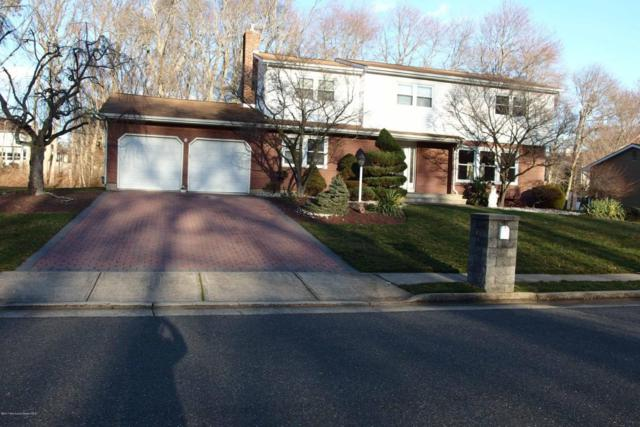 6 Stetson Place, Morganville, NJ 07751 (MLS #21708342) :: The Dekanski Home Selling Team