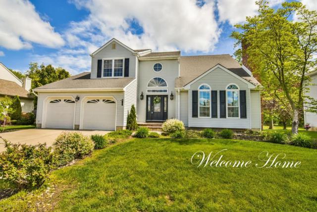 18 Jennifer Drive, Howell, NJ 07731 (MLS #21708573) :: The Dekanski Home Selling Team