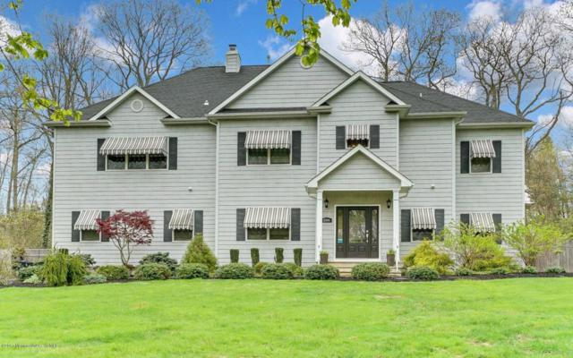2344 Ramshorn Drive, Wall, NJ 07719 (MLS #21708761) :: The Dekanski Home Selling Team
