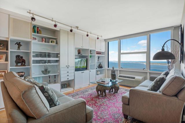 1 Scenic Drive #1204, Highlands, NJ 07732 (MLS #21710034) :: The Dekanski Home Selling Team