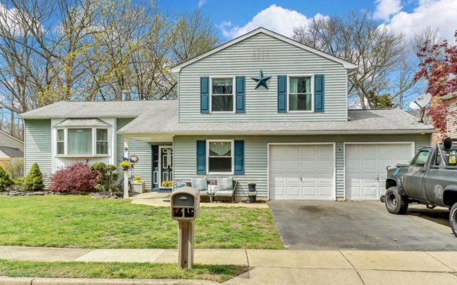 9 Cobblestone Court, Howell, NJ 07731 (MLS #21711750) :: The Dekanski Home Selling Team