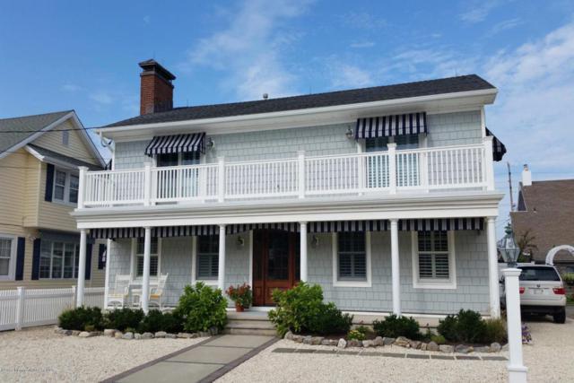 261 Sunset Lane, Mantoloking, NJ 08738 (MLS #21711879) :: The Dekanski Home Selling Team