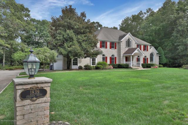 1839 Celeste Drive, Belmar, NJ 07719 (MLS #21712424) :: The Dekanski Home Selling Team