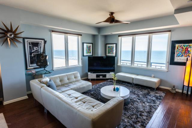 1501 Ocean Avenue #2702, Asbury Park, NJ 07712 (MLS #21713829) :: The Dekanski Home Selling Team