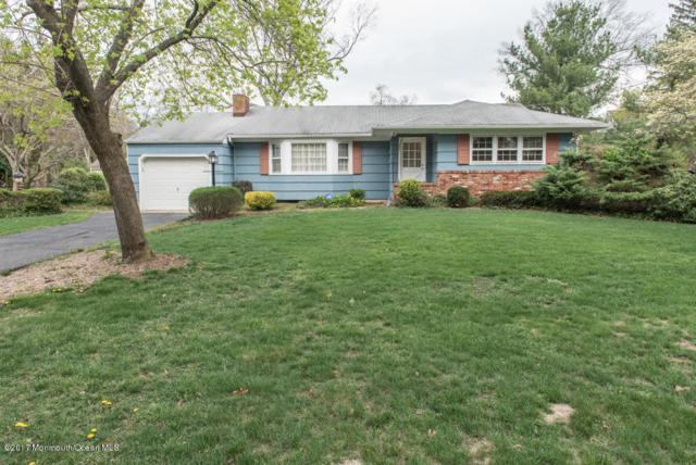 106 Foxwood Terrace, Toms River, NJ 08755 (MLS #21714594) :: The Dekanski Home Selling Team