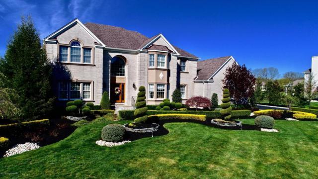 301 Rocky Top Road, Morganville, NJ 07751 (MLS #21714883) :: The Dekanski Home Selling Team
