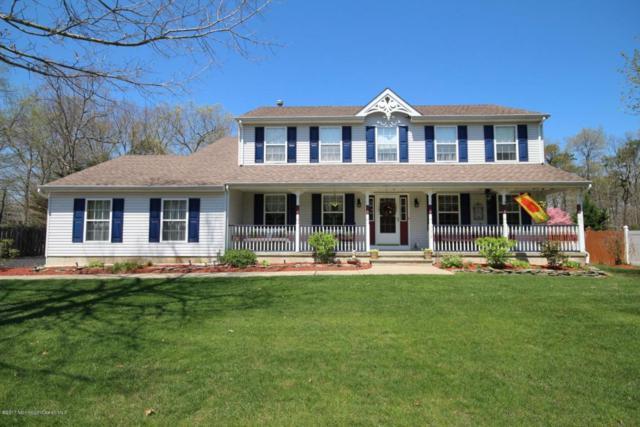 132 Heatherington Court, Lanoka Harbor, NJ 08734 (MLS #21715818) :: The Dekanski Home Selling Team