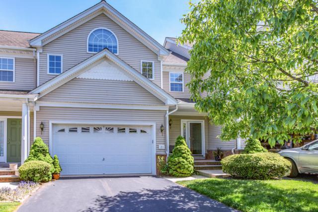 21 Village Drive, Eatontown, NJ 07724 (MLS #21716959) :: The Dekanski Home Selling Team