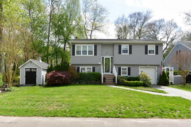 1109 Minnehaha Trail, Manasquan, NJ 08736 (MLS #21717291) :: The Dekanski Home Selling Team