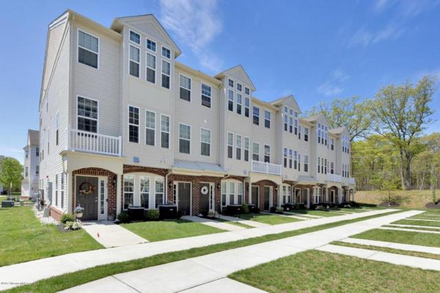 36 Jake Drive 108A, Tinton Falls, NJ 07712 (MLS #21717627) :: The Dekanski Home Selling Team