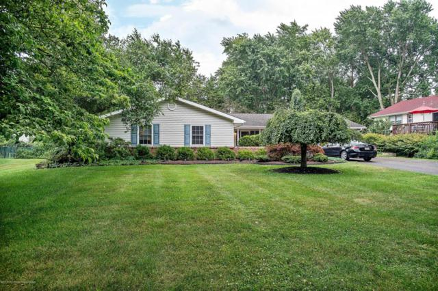 17 Concord Drive, Manalapan, NJ 07726 (MLS #21718130) :: The Dekanski Home Selling Team