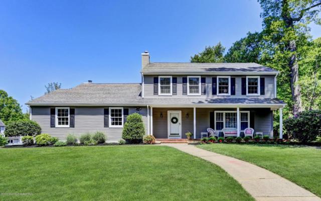 6 Ogden Court, Middletown, NJ 07748 (MLS #21718978) :: The Dekanski Home Selling Team