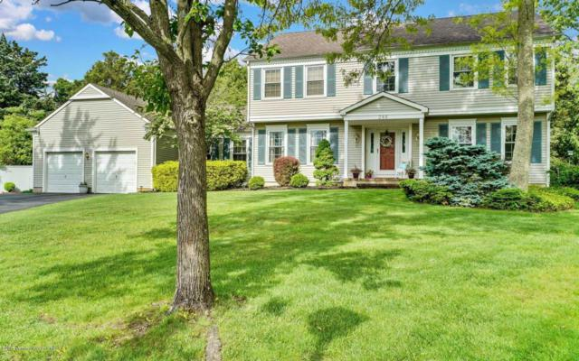 288 Rivers Edge Lane, Toms River, NJ 08755 (MLS #21719872) :: The Dekanski Home Selling Team
