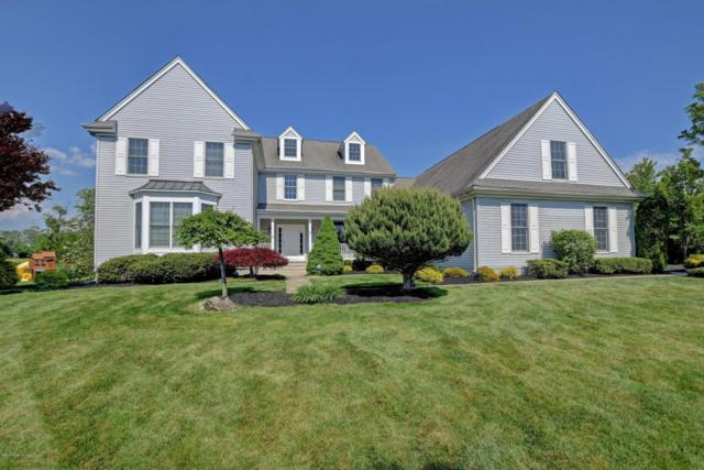 8 Coleridge Drive, Marlboro, NJ 07746 (MLS #21719940) :: The Dekanski Home Selling Team