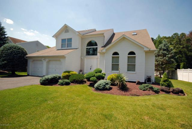 34 Templar Road, Manalapan, NJ 07726 (MLS #21722586) :: The Dekanski Home Selling Team