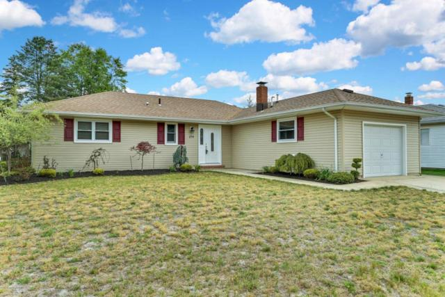 279 Port Royal Drive, Toms River, NJ 08757 (MLS #21722817) :: The Dekanski Home Selling Team