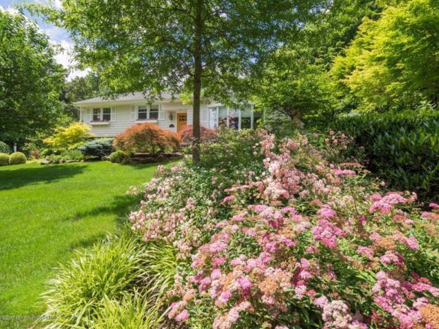 54 Crest Drive, Little Silver, NJ 07739 (MLS #21723218) :: The Dekanski Home Selling Team