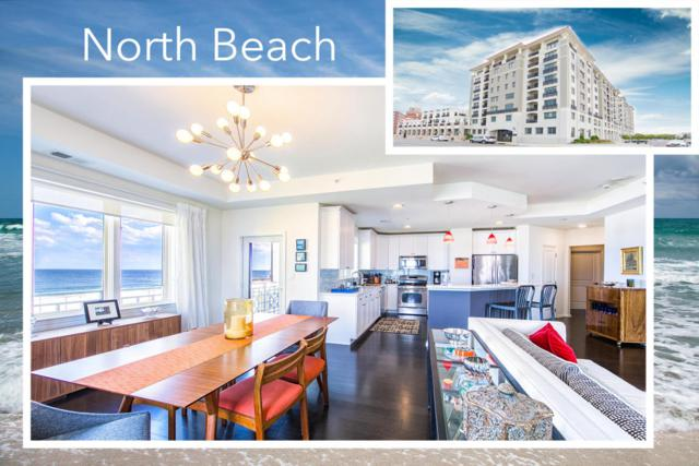 1501 Ocean Avenue #2402, Asbury Park, NJ 07712 (MLS #21723695) :: The Dekanski Home Selling Team
