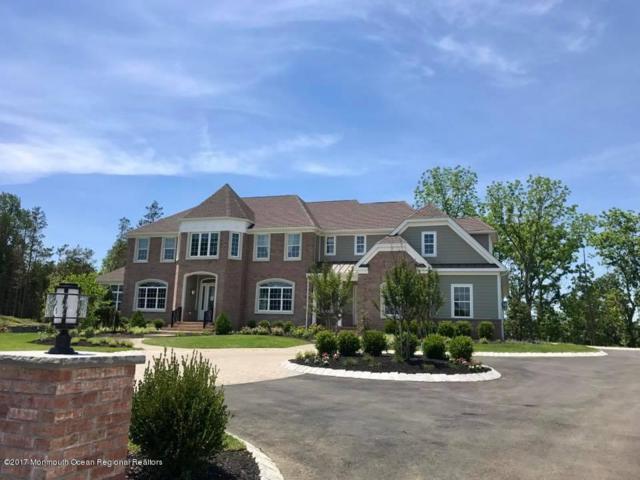 6 Hayfield Court, Holmdel, NJ 07733 (MLS #21730199) :: The Dekanski Home Selling Team