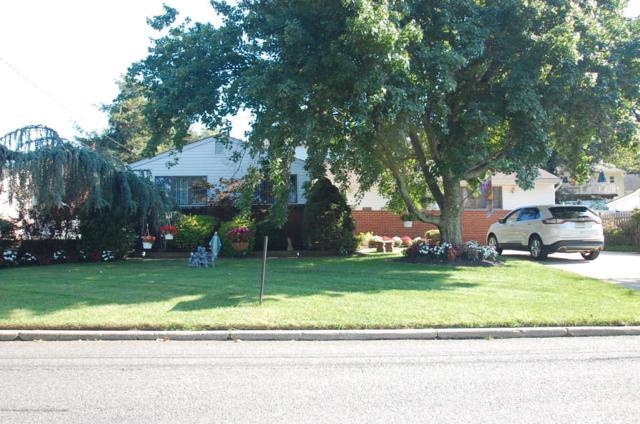 5 Knoll Terrace, Hazlet, NJ 07730 (MLS #21733679) :: The Dekanski Home Selling Team