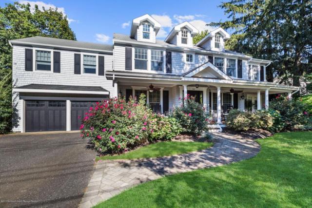 161 Kemp Avenue, Fair Haven, NJ 07704 (MLS #21807678) :: The Dekanski Home Selling Team