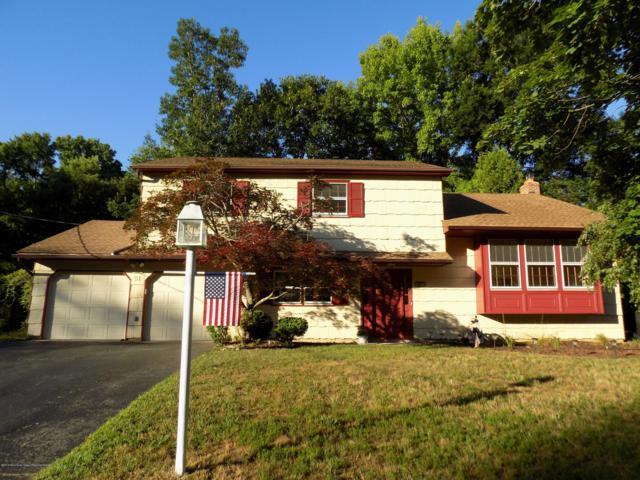51 Sandburg Drive, Morganville, NJ 07751 (MLS #21829662) :: The Dekanski Home Selling Team
