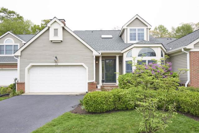 238 Whispering Woods Court, Little Silver, NJ 07739 (MLS #21918458) :: William Hagan Group
