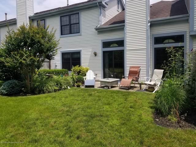 23 Rawson Circle #1103, Ocean Twp, NJ 07712 (MLS #21928621) :: William Hagan Group