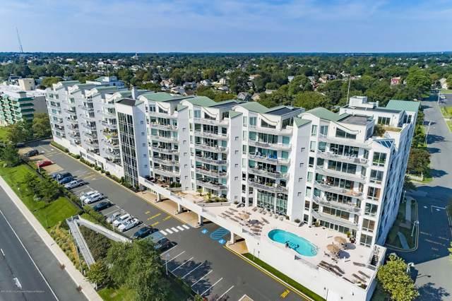 432 Ocean Boulevard #210, Long Branch, NJ 07740 (MLS #21937656) :: William Hagan Group