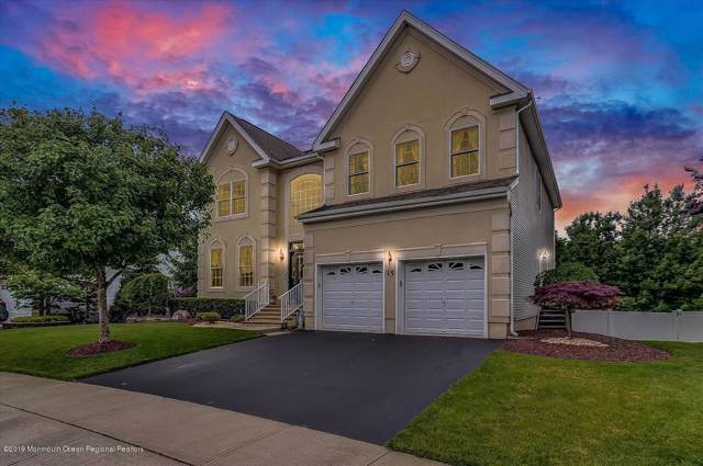 15 Avalon Lane, Manalapan, NJ 07726 (MLS #21938693) :: The MEEHAN Group of RE/MAX New Beginnings Realty