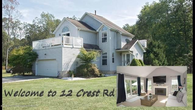 12 Crest Road, Jackson, NJ 08527 (#21939155) :: Nexthome Force Realty Partners