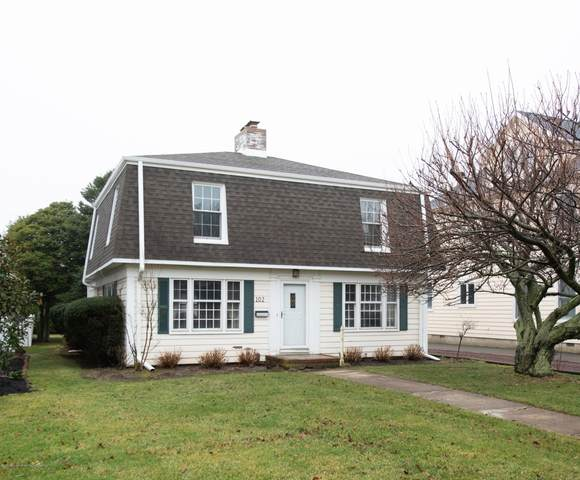 102 Stockton Boulevard, Sea Girt, NJ 08750 (MLS #22004326) :: Vendrell Home Selling Team